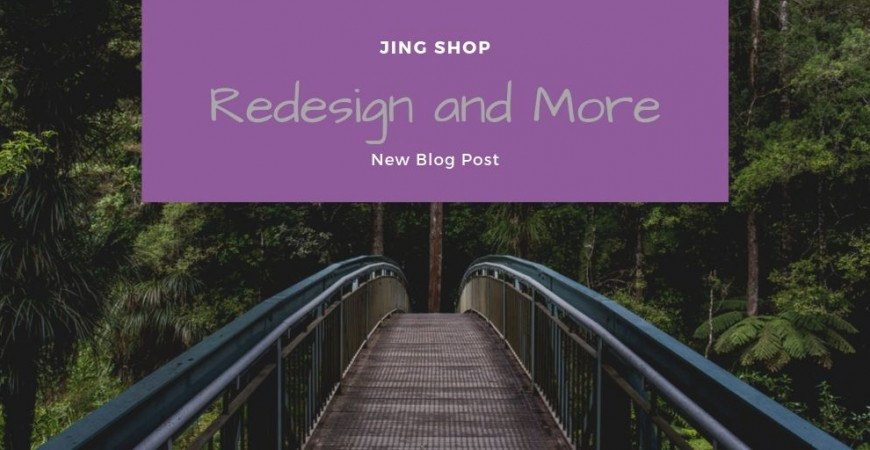 Shop Redesign